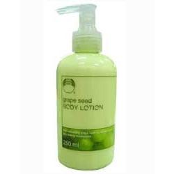 The Body Shop 美體小舖 純淨果香-葡萄籽抗氧化身體潤膚乳