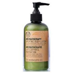 The Body Shop 美體小舖 香橙舒壓身體系列-香橙舒壓身體潤膚乳