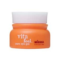 MISSHA 果橙維他命-果橙維他命 水眼露 Vita-Feel Pure Eye Gel