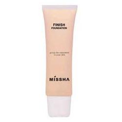 MISSHA 粉底液-完美粉底液 Finish Foundation