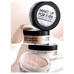 MAKE UP FOR EVER 蜜粉-絲柔蜜粉 Super Silk Loose Powder