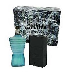 Jean Paul Gaultier 高堤耶 聖誕禮盒-高堤耶Le Male 3D禮盒