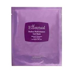 Effectual齡密碼 晶緻果凍面膜 EFFECTUAL Perfect Performance Gel Mask