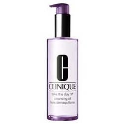 CLINIQUE 倩碧 卸妝系列-紫晶卸妝油 Take The Day Off Cleansing Oil