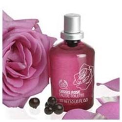 果露玫瑰淡雅香水