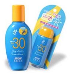 防曬乳液SPF30 (運動用) PA+++