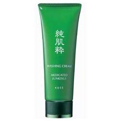 KOSE 高絲-專櫃 洗顏-藥用 純肌粹 淨化洗顏霜