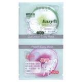 小黃瓜+水蜜桃 保濕Easy敷膜 Cucumber+Peach Easy Mask-Moisturizing