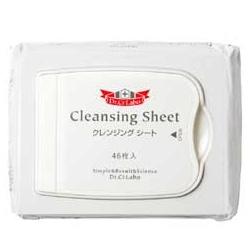 Dr.Ci:Labo 美容彩妝-保濕淨透卸妝棉 Cleansing Sheet