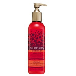 蔓越莓身體亮膚乳 Cranberry Shimmer Body Lotion