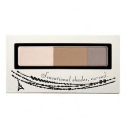 眉彩產品-立體三色眉粉盒