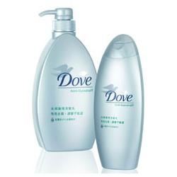 多芬去屑護理洗髮乳