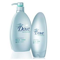 多芬去屑護理潤髮乳