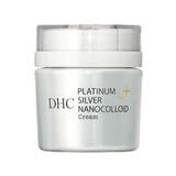白金N次方恆采精華霜 DHC Platinum Silver Nanocolloid Cream