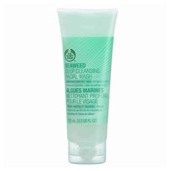 The Body Shop 美體小舖 洗顏-海藻淨化深層潔面膠 SEAWEED DEEP CLEANSING FACIAL WASH