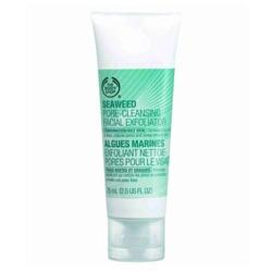 臉部去角質產品-海藻淨化磨砂凝膠