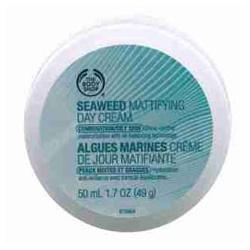 The Body Shop 美體小舖 乳霜-海藻淨化日霜