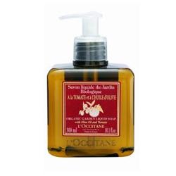 有機橄欖節液式植物皂