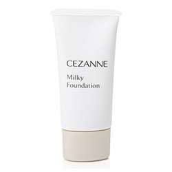 CEZANNE 粉底&蜜粉-清透明潤粉底乳