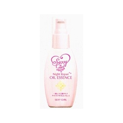 SEXY GIRL 護髮-夜間修護保濕精油