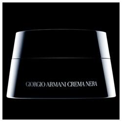 GIORGIO ARMANI 亞曼尼 乳霜-黑曜岩活膚能量乳霜 CREMA NERA obsidian mineral regenerating cream