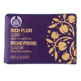 聖誕紫莓香皂 Rich Plum Wrapped Soap