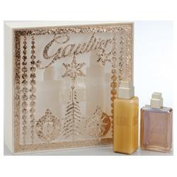 GAULTIER2箔金聖誕禮盒