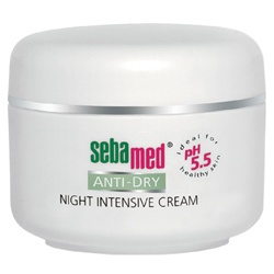抗乾敏深層修護晚霜 Sebamed Anti-Dry night intensive cream