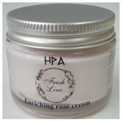 希拉回春拉提玫瑰滋養霜 Enriching rose cream