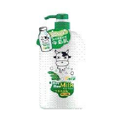 雪芙蘭moo moo milk牛奶沐浴乳-煥采活膚