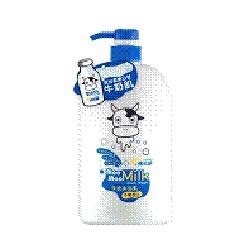 雪芙蘭moo moo milk牛奶沐浴乳-水嫩透白