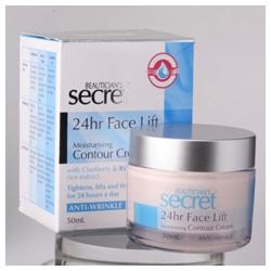 Beautician`s Secret 無齡肌密 乳霜-24小時緊顏保濕霜