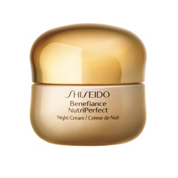 SHISEIDO 資生堂-專櫃 乳霜-黃金豐潤晚霜