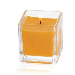紅橙香氛蠟燭