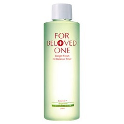 清爽快樂控油化妝水 Delight Fresh Oil Balance Toner