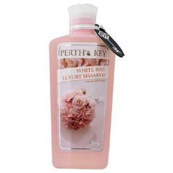白玫瑰花蕾洗髮露