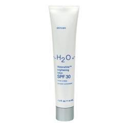 水中美白系列防曬乳霜SPF30