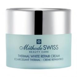 Methode SWISS 蜜黛詩 乳霜-溫泉亮白修護面霜 Thermal White Repair Cream