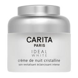 CARITA 凱伊黛 冰晶潤白系列-冰晶潤白修護晚霜 creme de nuit cristalline
