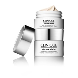 CLINIQUE 倩碧 肌本透白系列-肌本透白雙眼霜 SPF15 PA++ Derma White Brightening Eye Cream & Protector SPF 15/PA++