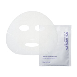 shu uemura 植村秀 漢萃斷黑淨白系列-漢萃斷黑淨白面膜 White Recovery EX+ whitening Sheet Mask
