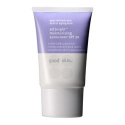 GoodSkin Labs  全煥新系列-全煥新保濕隔離乳SPF30 all bright&#8482 moisturizing sunscreen SPF 30