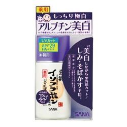 SANA 莎娜 豆乳美肌嫩白系列-豆乳美肌嫩白防曬乳SPF29.PA+++