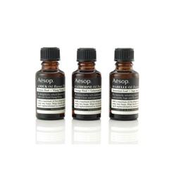 室內‧衣物香氛產品-室內薰香油 Aesop Oil Burner Blends