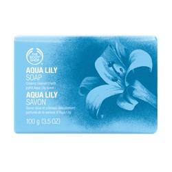 水百合香皂 AQUA LILY SOAP