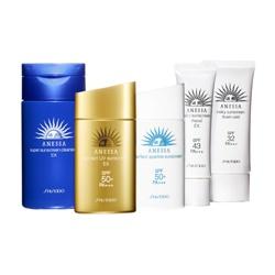 SHISEIDO 資生堂-專櫃 防曬‧隔離-臉部溫和防曬乳SPF43/PA+++