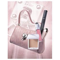Dior 迪奧 雪晶靈極淨嫩白系列-迪奧甜心手拿包