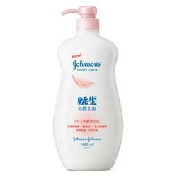Johnson`s 嬌生 嬌生美體主張-水感保濕沐浴乳