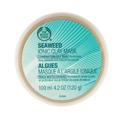 The Body Shop 美體小舖 清潔面膜-海藻離子礦泥淨化面膜