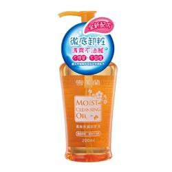 清爽保濕卸粧油 MOIST CLEANSING OIL
